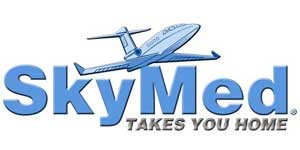 SkyMed Travel Insurance takes you home!
